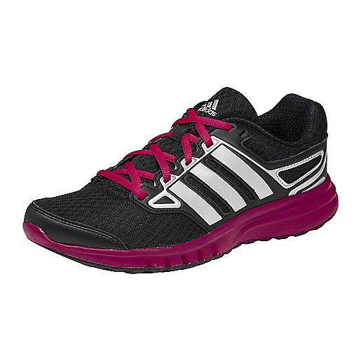 Chaussures de running femme Gateway 4 W Noir-Argent-Rose AF4664 ADIDAS 6c4e4b1ef3fe