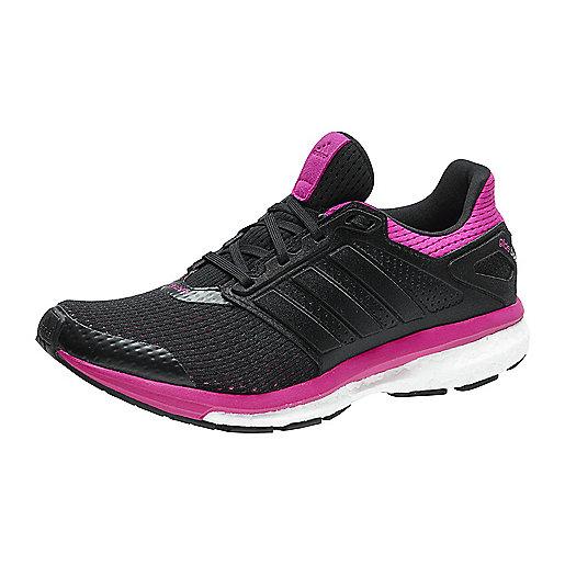 Chaussures de running femme Supernova Glide 8 Noir AF6557 ADIDAS 518bad7d0c8f
