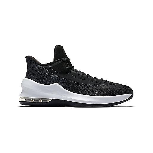985a9b292287d Chaussures de basketball garçon Air Max Infuriate 2 Mid Multicolore AH3426  NIKE