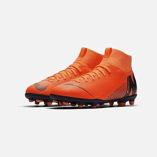 pretty nice f87a6 b5bd3 Chaussures de football enfant Superfly 6 Club NIKE