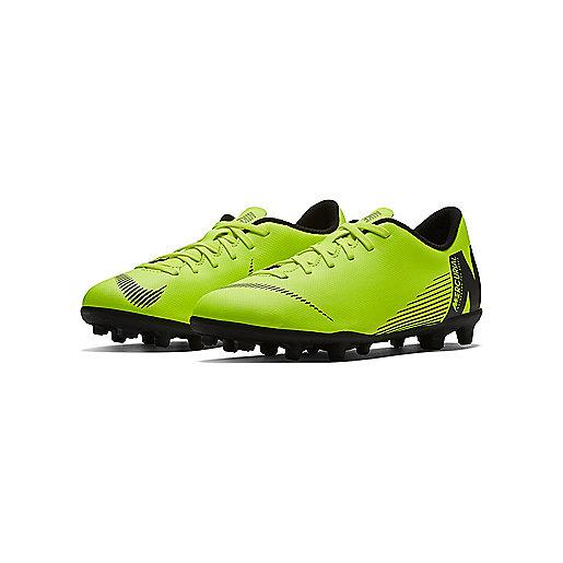 finest selection d5865 f35fa Chaussures de football enfant Vapor 12 Club Multicolore AH7350 NIKE