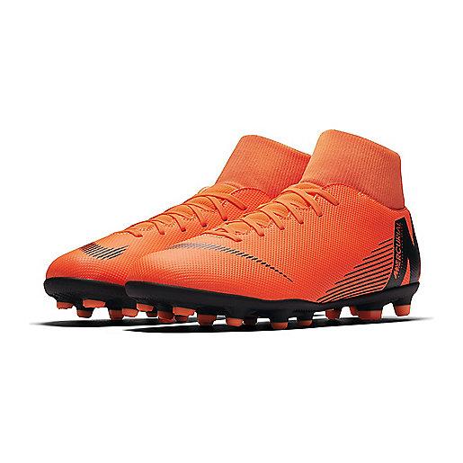 new product 1c7da 1f73d Chaussures de football homme Superfly 6 Club Blanc AH7363 NIKE