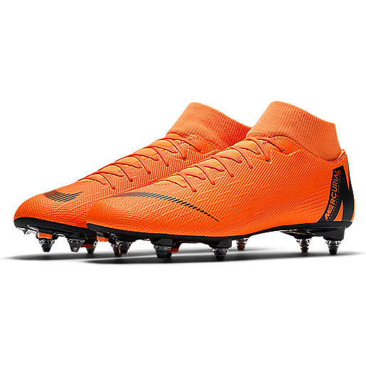 Chaussures de football homme Superfly 6 Academy blanc AH7364  NIKE