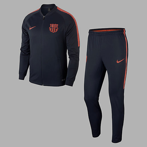 promo codes a few days away quality Ensemble survêtement d'entraînement football homme FC Barcelone Dry Squad  NIKE