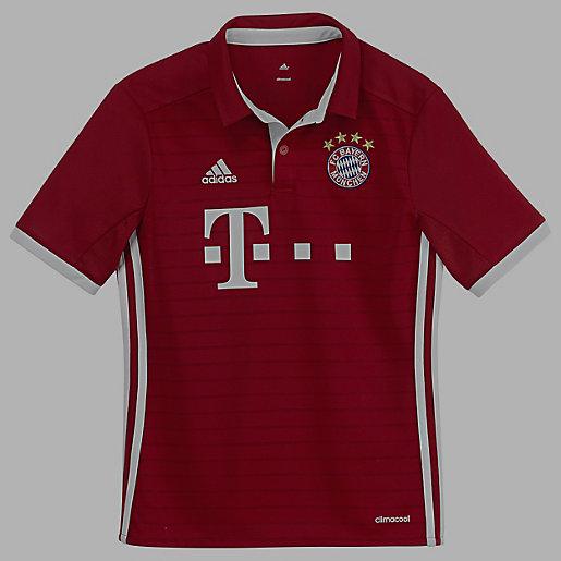 Maillot football enfant Bayern Munich ADIDAS  94264b35729