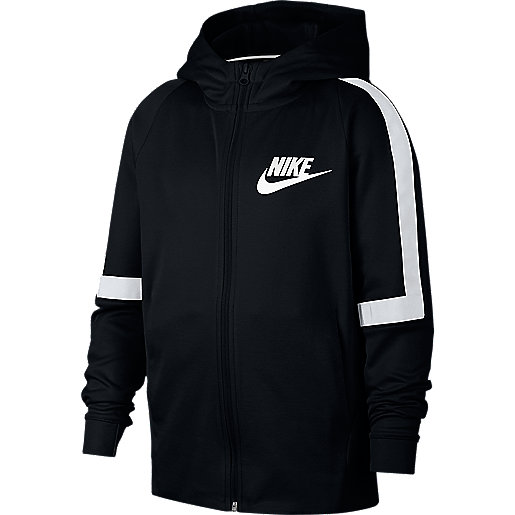 Veste zippée à capuche garçon Sportswear Multicolore AJ30211 NIKE e99538f221b