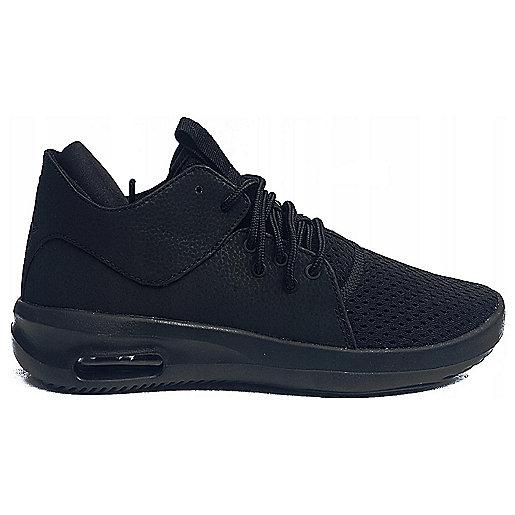 finest selection acb41 b5e06 Chaussures de basketball enfant Air Jordan First Class Multicolore AJ7314  NIKE