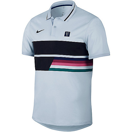 Polo manches courtes homme Rf M ct Adv Polo Clssc Multicolore AJ7847  NIKE