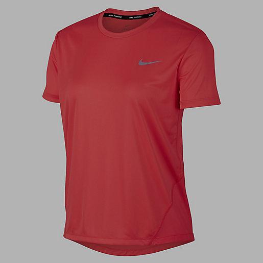 Nike T Shirt Miler pour Femme