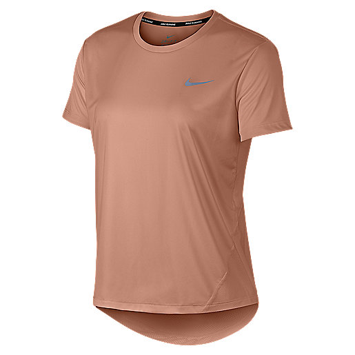 Orange Hauts et tee shirts. Nike FR