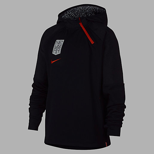 Sweatshirt zippé à capuche enfant Neymar Dry Hoodie NIKE