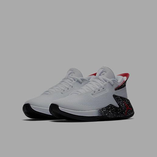 Jordan Chaussures De Fly Nike Lockdown Basketball Enfant FK1lcTJ3
