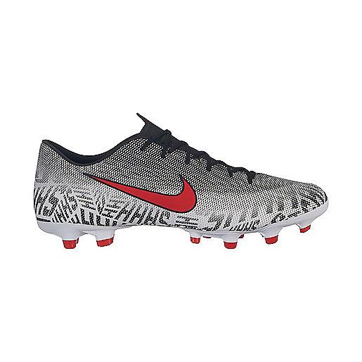 3b7baf17191 Chaussures de football adulte Neymar Vapor 12 Academy MG Multicolore  AO31311 NIKE