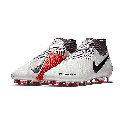 on sale 31d8c 0b6cc Chaussures de football homme Phantom Vision Pro Df Fg Multicolore AO32661  NIKE
