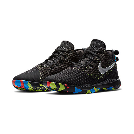 first rate 0b3ff e1738 Chaussures de basketball homme LeBron Witness III Multicolore AO4433 NIKE