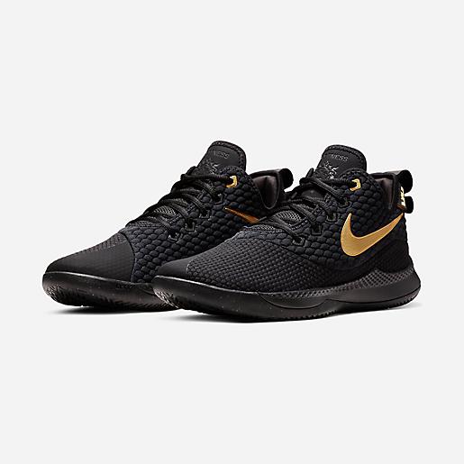 new concept 997ea 5e76b Chaussures de basketball homme LeBron Witness III NIKE