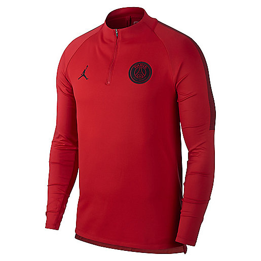 Haut d entraînement football homme PSG Jordan Dry Squad Drill Multicolore  AQ09560 NIKE efca88834c5