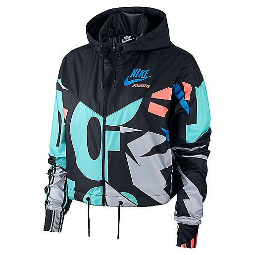 Nike Femme Veste Polaire Windrunner Sportswear 1HqTqI