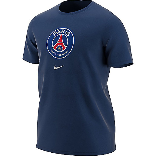 t shirt manches courtes enfant psg evergreen crest nike. Black Bedroom Furniture Sets. Home Design Ideas