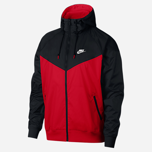Coupe vent adulte Sportswear Windrunner HD NIKE