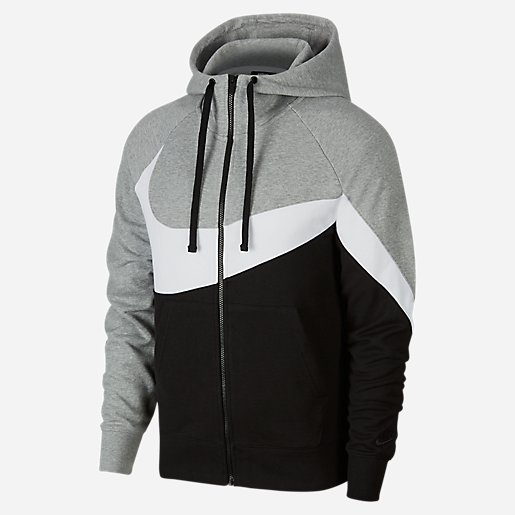 Sweat zippé capuche homme Sportswear Ft Statement NIKE