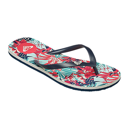 Tongs femme Garden Grove Tropical To The See Multicolore ARJL703 ROXY