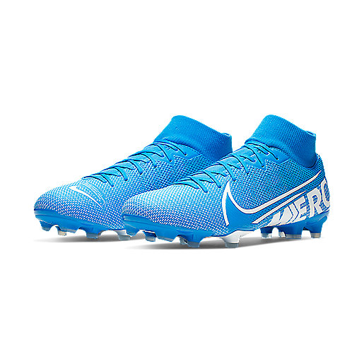 4936dba16a Chaussures de football moulées homme SUPERFLY 7 ACADEMY FG/MG Multicolore  AT7946