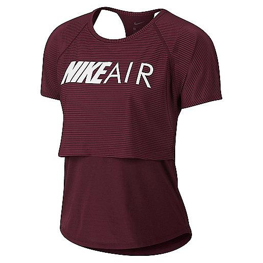 t shirt running femme nike