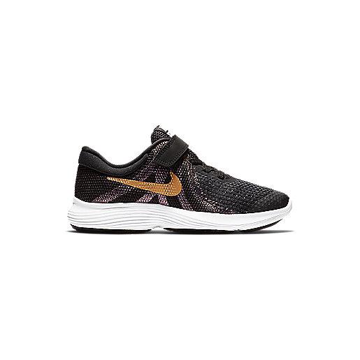 new style 7d5a3 b0d8c Chaussures de running enfant Revolution 4 Sh (Psv) Multicolore AV4485 NIKE