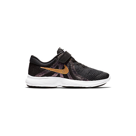 new style ff37a a7d0a Chaussures de running enfant Revolution 4 Sh (Psv) Multicolore AV4485 NIKE