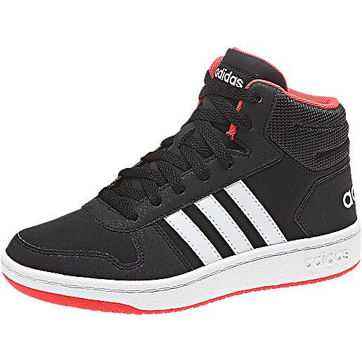 Sneakers enfant Hoops 2.0 Mid Multicolore B75743 ADIDAS fdf9b64de309