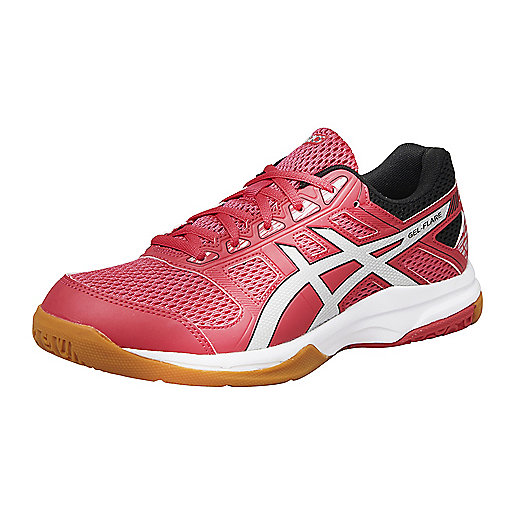 3ee7998e8c41 Chaussures Indoor Femme Gel Flare ASICS | INTERSPORT