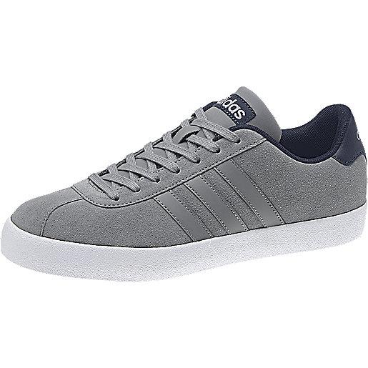 Vl Chaussures Court Homme Intersport Vulc Adidas paqUw4f