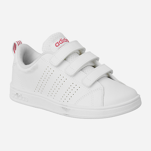 Sneakers à scratch fille Vs Advantage Clean ADIDAS