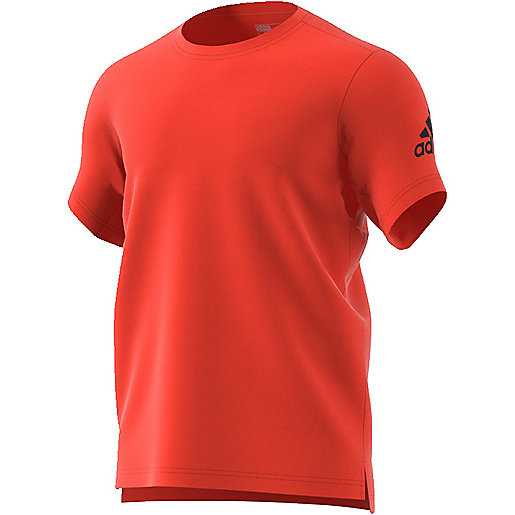 T-shirt manches courtes homme Freelift Prime orange BK6090  ADIDAS