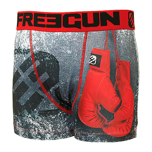 Lot de 2 boxers garçon Multicolore BMXH184 FREEGUN