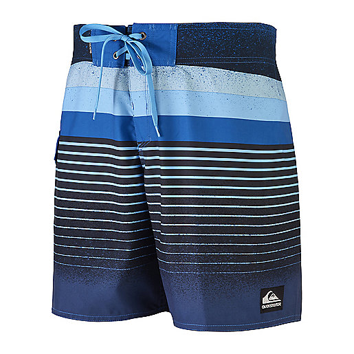 Short de bain homme Stripes Bleu BS03701 QUIKSILVER