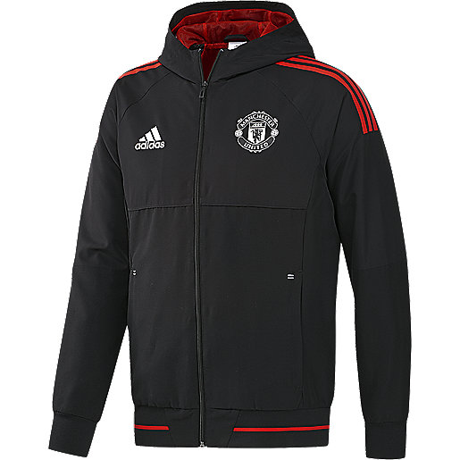 Veste football homme Manchester United Eu Pre Jkt ADIDAS