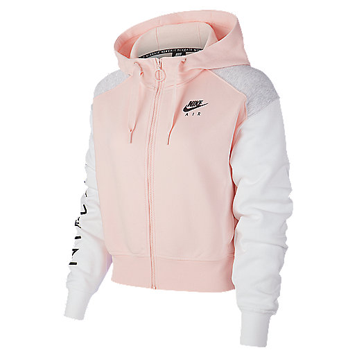 Sweat Zippé À Capuche Femme Air Bb NIKE | INTERSPORT