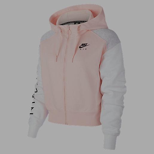 sweatshirt à capuche femme air bb
