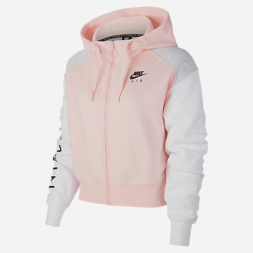 vente pas cher juste prix nouvelle apparence Sweatshirt à capuche femme Air Bb NIKE