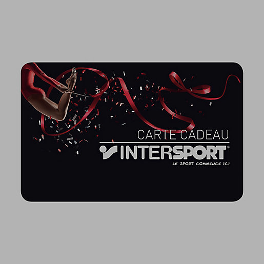 Carte Cadeau Intersport.Carte Cadeau Intersport