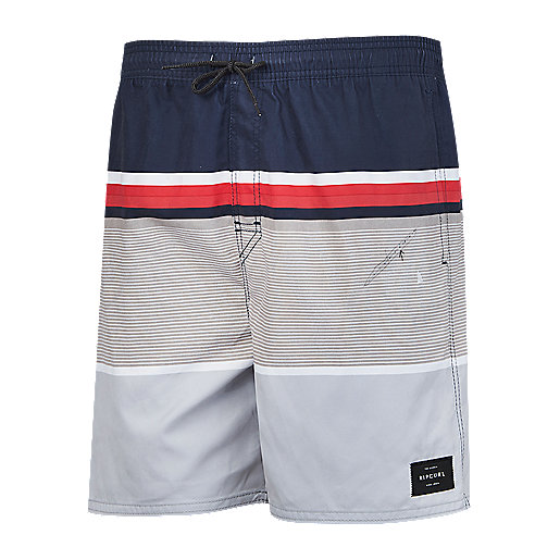 8508fb95ba38c Short de bain homme Volley Raptor Multicolore CBOLF4 RIPCURL