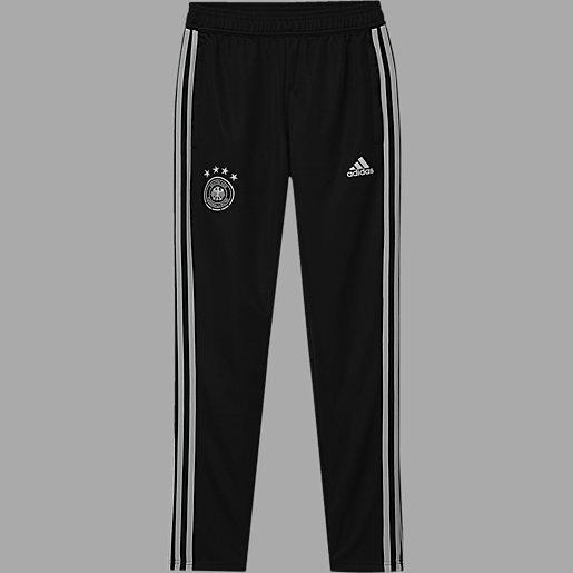 Pantalon d'entraînement football enfant Allemagne 20172018 ADIDAS