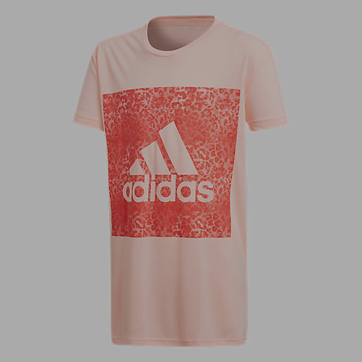 ADIDAS Tee shirt fille Essentials Logo in the Box Enfant