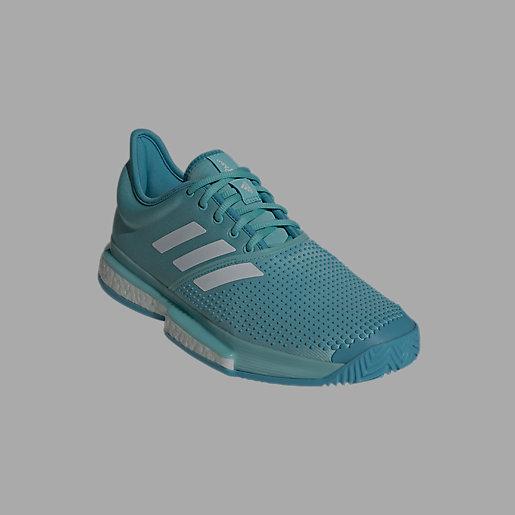 Solecourt Adidas Chaussures M Tennis Parley Boost De X Homme SUGqpzMLV