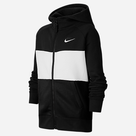 Sweat zippé capuche enfant Air NIKE