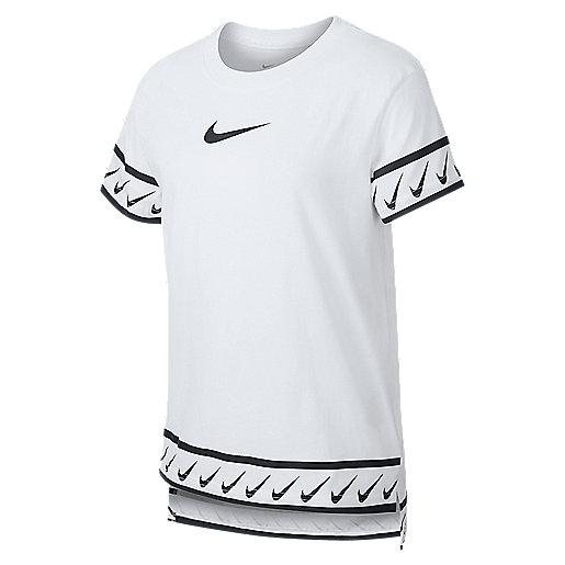 tee-shirt nike fille