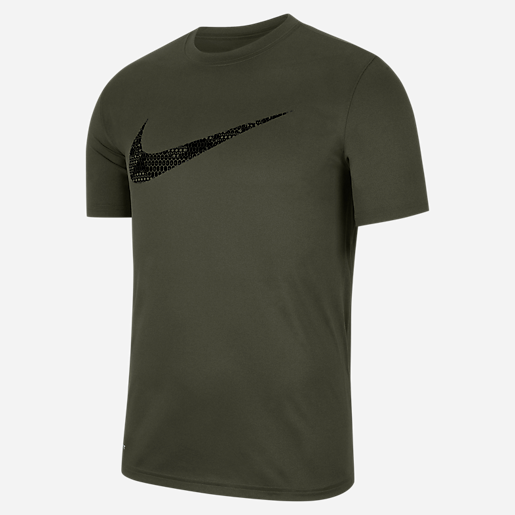 T shirt manches courtes homme Dry Swoosh Camo NIKE