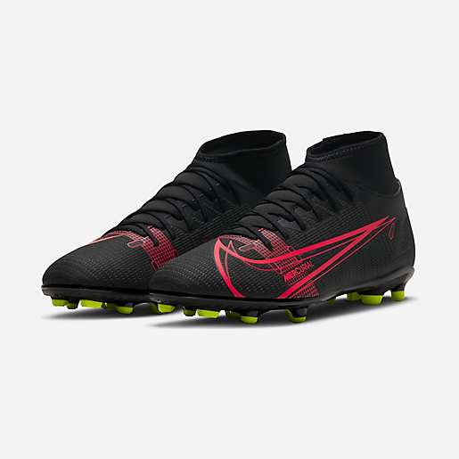 Chaussures De Football Moulées Homme SUPERFLY 8 CLUB FG/MG NIKE ...